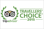Trip Advisor - Travellers Choice Award